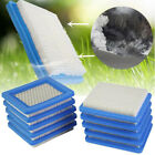 Lot Flat Air Filter Cartridge Replacement for Briggs & Stratton 491588 491588S