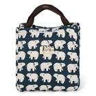 Cartoon Pattern Bag Cooler Bag Picnic Pouch Lunch Bag Container with TXSU 01