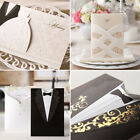Внешний вид - Personalized Laser Cut Printing Wedding Invitation Cards with Envelopes Seals