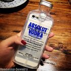 Vodka Clear Alcohol Wine Bottle Phone Case Creative Cover for iPhone6/6Plus/5/5S