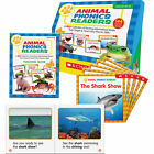 Scholastic Res. Gr K-2 Animal Phonics Rder Bk Set Education Printed Book By -