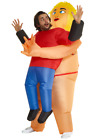 Inflatable Pick Me Up Fat Stripper - Adult Costume