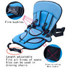 9M~4Y blue red baby safety seat easy to carry Multi-purpose fasten seat belt