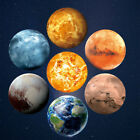 30cm 3D Planet Fluorescent Wall Sticker Removable Glow In The Dark Sticker Gifts