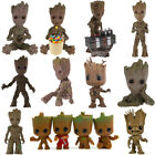 Guardians of The Galaxy Vol. 2 Baby Groot Action Figure Statue Toy Gift Decor US