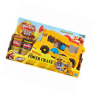 Play-Doh Diggin' Rigs Tonka Chuck & Friends Playset - Buster The Power Crane(Age
