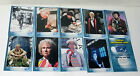 DOCTOR WHO 10 CARD PREVIEW SET SERIES 1 LIMITED ED #3345/4000 STRICTLY INK 2000