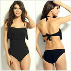 Sexy Black Swimsuit Bikinis Bquini Bathing Suit Swimwear For Beach Swimming Pool