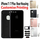 Rear Back Housing Replacement Battery Case Cover For iPhone 7 / 7 Plus