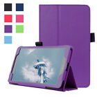 Shockproof Folio Leather Hybrid Soft Stand Case Cover For LG G PAD 2 8.0 / F 8.0