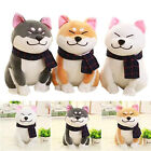 2018 Kawaii Plush Stuffed Doge Toy Puppy Doll With Scarf Shiba Inu dog soft Cute