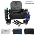 Waterproof Travel Wash Bag Hanging Mens Toiletry Organizer Shaving Cosmetic Case