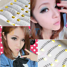 3D Double Magnetic False Eyelashes Natural Makeup Eye Lashes Extension Handmade