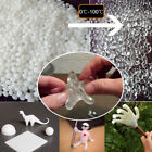 50/100g Polymorph Thermoplastic Moldable Plastic Pellet Craft Toy Ornament DIY