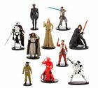 Star Wars Last Jedi LOOSE FIGURES from Disney Set Luke Rey Kylo Rose Finn Poe $1.99 USD