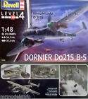 Revell 1/48 Dornier Do215 B-5 New Plastic Model Kit 04925 Do 215 B5 B 5 1 48
