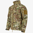 MTP / Multicam Triple Layered Highlander Tactical Soft Shell Jacket - Waterproof