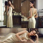 Ever-Pretty Women Mermaid Evening Dress Sequins Cocktail Prom Party Dress 07110