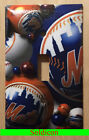 New York NY Mets Baseball Light Switch Power Outlet Wall Cover Plate Home decor on Ebay