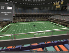 3 New Orleans Saints Season Ticket Rights PSL Section 519 Box Sideline!!