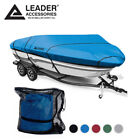 Leader+Accessories+600D+Trailerable+V%2Dhull+Tri%2Dhull+Boat+Cover+22%2D24%27+Beam+116%27%27