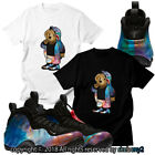 NEW AIR FOAMPOSITE Big Bang MATCHING CUSTOM T SHIRT FOAM 1-9-1