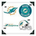 MIAMI DOLPHINS NFL Edible Image Cake Topper Photo Icing Frosting Sheet on eBay