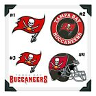 TAMPA BAY BUCCANEERS NFL Edible Image Cake Topper Photo Icing Frosting Sheet on eBay