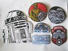 Star Wars R2-D2 C3-PO Troppers Movie Cartoon Iron On Patch Patches Applique $9.99 USD