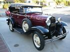 1931+Ford+Model+A++1931+Ford+Deluxe+Pheaton+Convertible