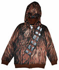 Star Wars Boys Chewbacca Costume Hoodie Jacket with Mask $17.42 CAD