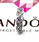 New Pandora Braided Ring