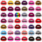 1/5/9/10Pcs Women Lip Sticker Temporary Tattoo Stickers Transfers Lipstick Party $2.19 USD on eBay