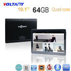 Dual SIM 10.1'' Game Tablet PC Android 6.0 Octa Core 4 64GB HD 1080 Wifi Phablet