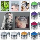 Styling Disposable One-time Hair Dye Color Cream Wax Molding Pomades FF