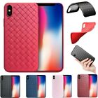 Ultra Thin Shockproof Silicone Gel Case Cover For Apple iPhone X 8 7 6 6S Plus