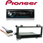 Pioneer CD Bluetooth Receiver Stereo Installation Single Din Dash Kit 99-6000