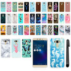 "For Asus ZenFone 3 Laser ZC551KL 5.5"" TPU SILICONE Soft Phone Case Cover + Pen"