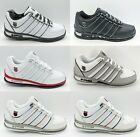 New Mens K-SWISS Trainers Rinzler Limited Edition Classic Leather Sale Size 7-12
