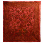 Tree of Life/ World Tree - Indian Deco Cotton Bedspread XXL 82 11/16x94 1/2In