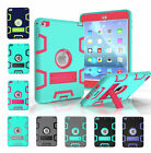 Shockproof Heavy Duty Case Covers for iPad 1234 Mini Pro 9.7 5th Gen A1822 A1823