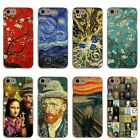Van Gogh Starry Night Case for iPhone XS Max XR X 5 6s 7 8 plus Samsung S9 S10 S