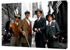 THE UNTOUCHABLES ACTRESSES   PHOTO  PRINT ON WOOD  FRAMED CANVAS WALL ART