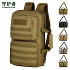 Outdoor Sports Bag 35L Camo Tactical Military Trekking Hiking Cycling Backpack