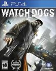 Watch Dogs - PlayStation 4 Ps4 Games Sony Brand New Factory Sealed