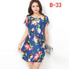 Summer Pregnant Women Dress Ice Silk Dress Casual Pregnancy Maternity Clothes