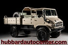 1963 Mercedes-Benz Unimog  1963 Mercedes-Benz Unimog, Just completed full restoration, Rare 4 door, WOW!