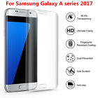 3D Shockproof Screen Protector Full Front Cover For Samsung Galaxy A3 A5 A7 2017
