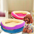 Small Medium Large Pet Dog Puppy Cat Bed House Soft Warm Nest Cushion Mat Basket