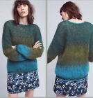 Anthropologie Kamelia Ombre Pullover Sweater by Rose Carmine, SZ 2